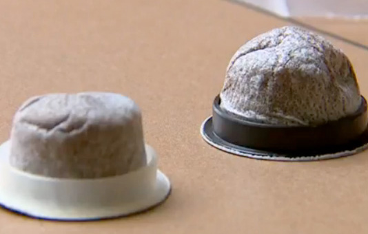 UW tests first fully compostable coffee pods